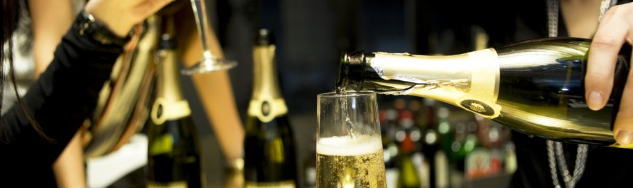 Champagne and Sparkling Wine Tasting Event
