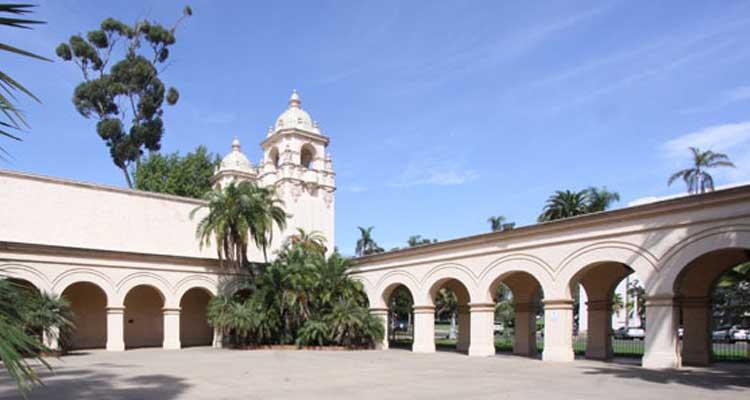 Casa del Prado Patio B Venue