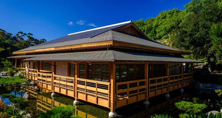 Japanese Friendship Garden Venue
