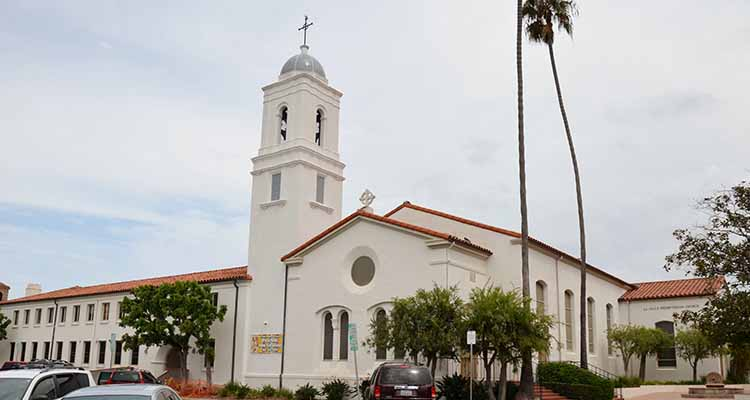 La Jolla Presbyterian Church Venue