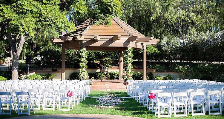 Rancho Santa Fe Garden Club Venue