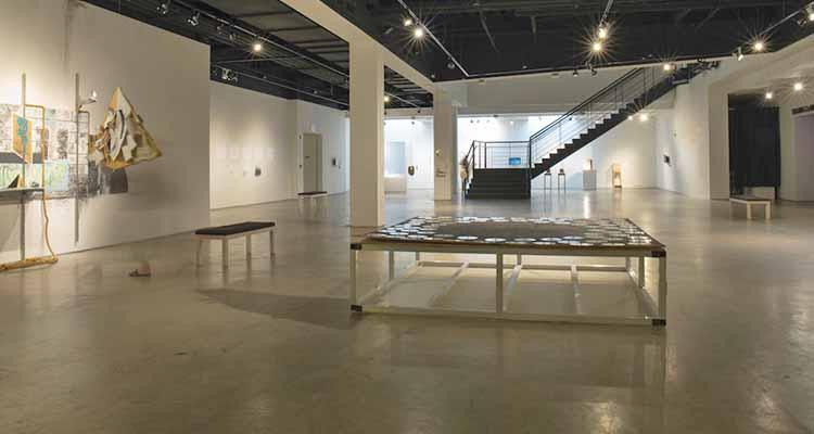 San Diego Art Institute Venue