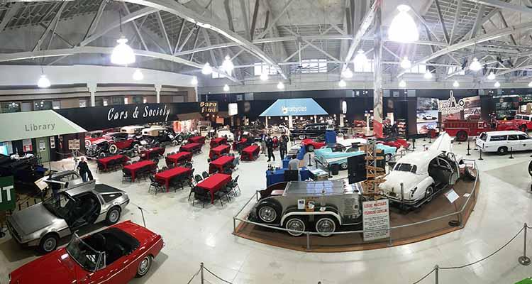 San Diego Automotive Museum Venue