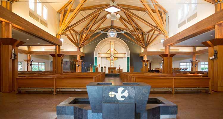 St Elizabeth Seton Catholic Ch. Venue
