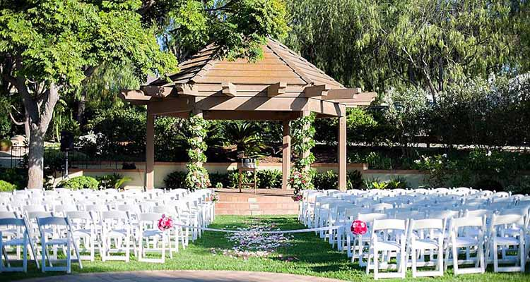 Rancho Santa Fe Garden Club Venue