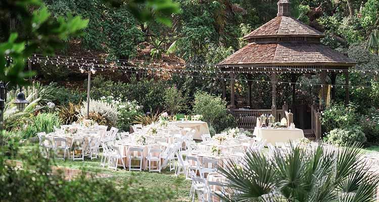San Diego Botanic Garden Venue