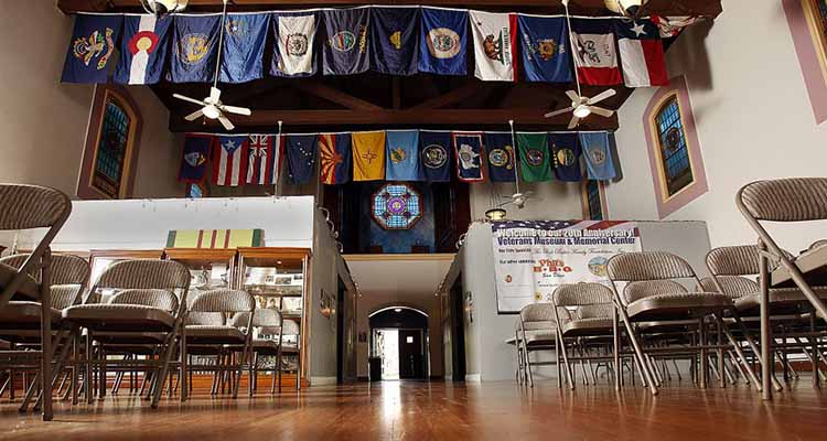 Veterans Museum/Memorial Venue