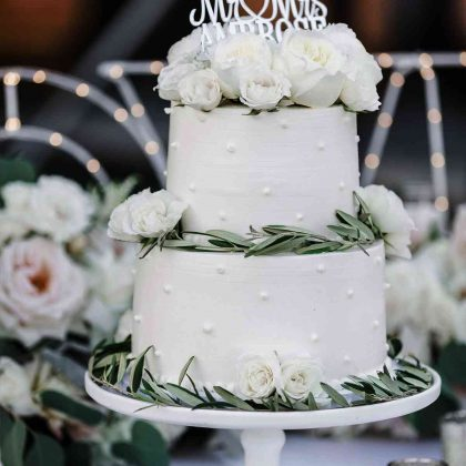 Simple Wedding Cakes Archives The French Gourmet