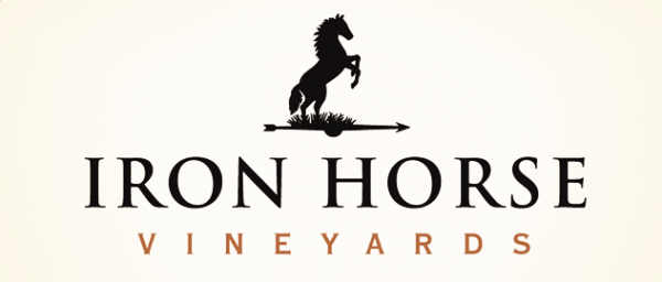 Iron Horse Vineyards Logo